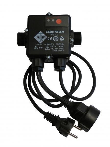 fluomac FC2 L/'ORIGINAL Interrupteur à pression commande de pompe
